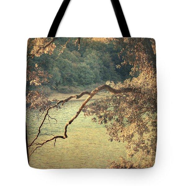 Autumn Manifesto Tote Bag by Taylan Apukovska