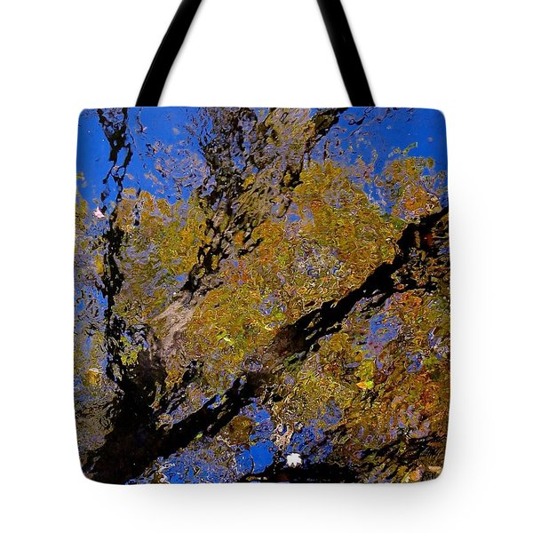 Autumn Memories Tote Bag