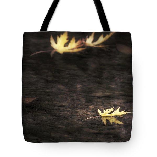 Autumn Mood - Fall - Leaves Tote Bag