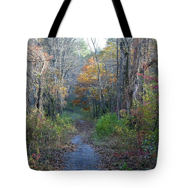 Autumn Silence No.2 Tote Bag