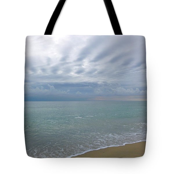 Autumn Clouds Tote Bag