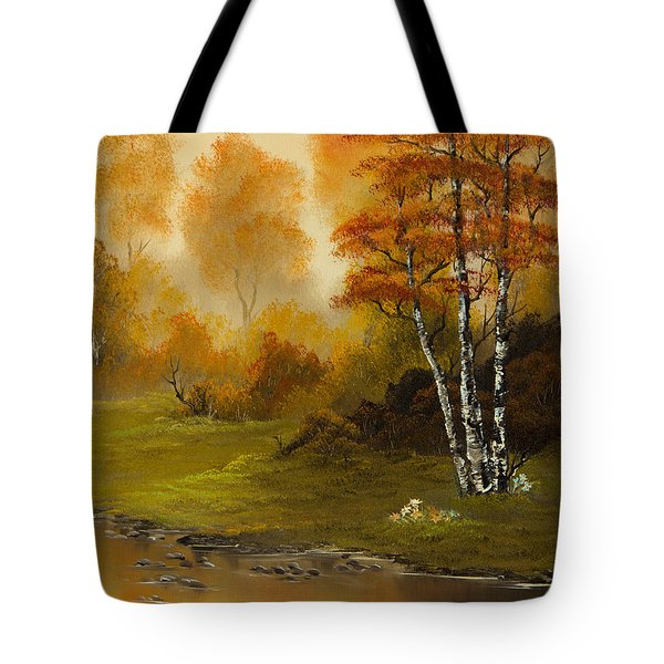 Autumn Splendor Tote Bag by C Steele