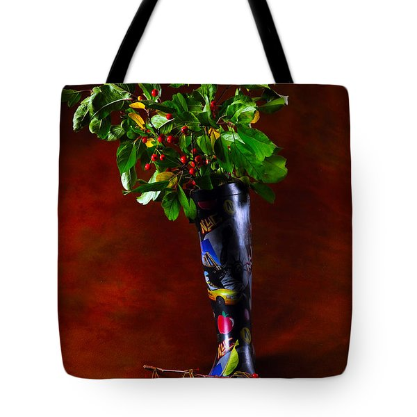 Autumn Symphony Tote Bag