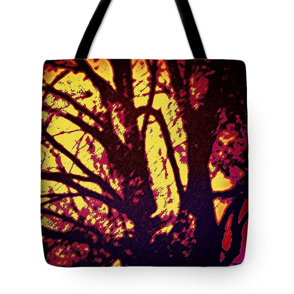 Autumn Tree Tote Bag by Jason Michael Roust