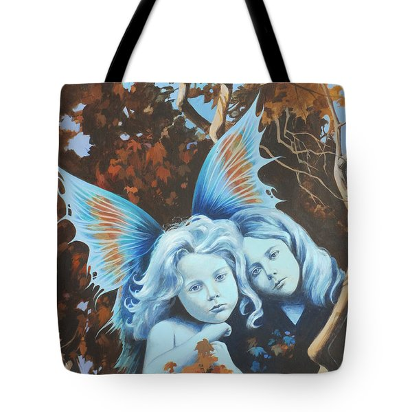 Autumn Turning. Tote Bag