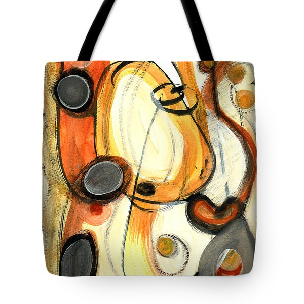 Autumn Winds Tote Bag by Stephen Lucas