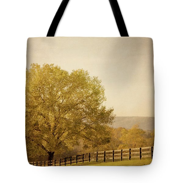 Autumn Wonders Tote Bag by Kim Hojnacki