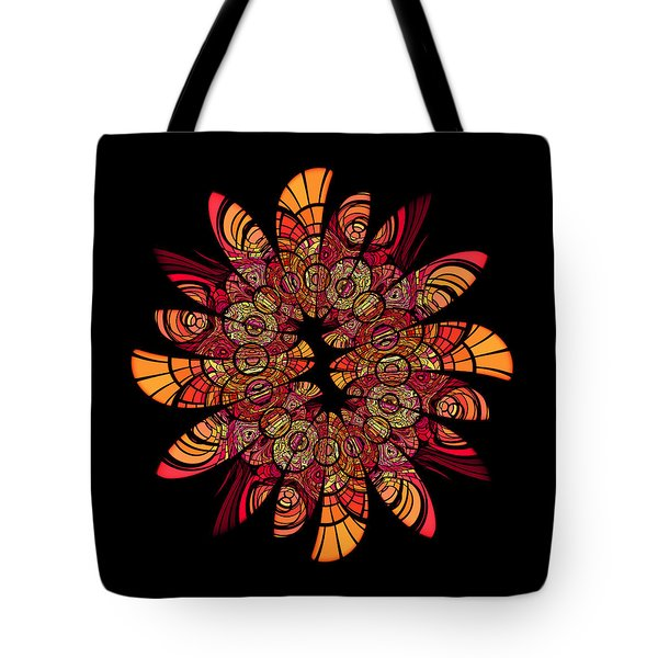 Autumn Wreath Tote Bag