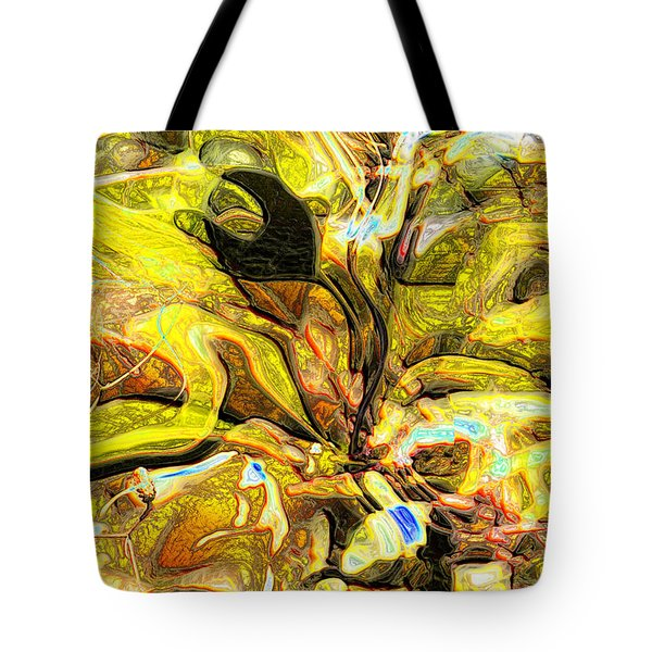 Autumn's Bones Tote Bag
