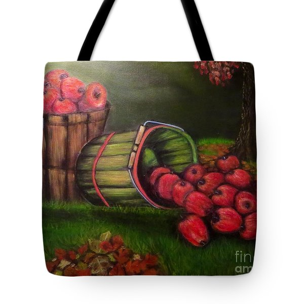 Autumn's Bounty In The Volunteer State Tote Bag