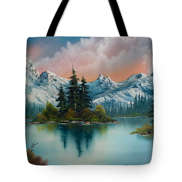 Autumn's Glow Tote Bag by Chris Steele