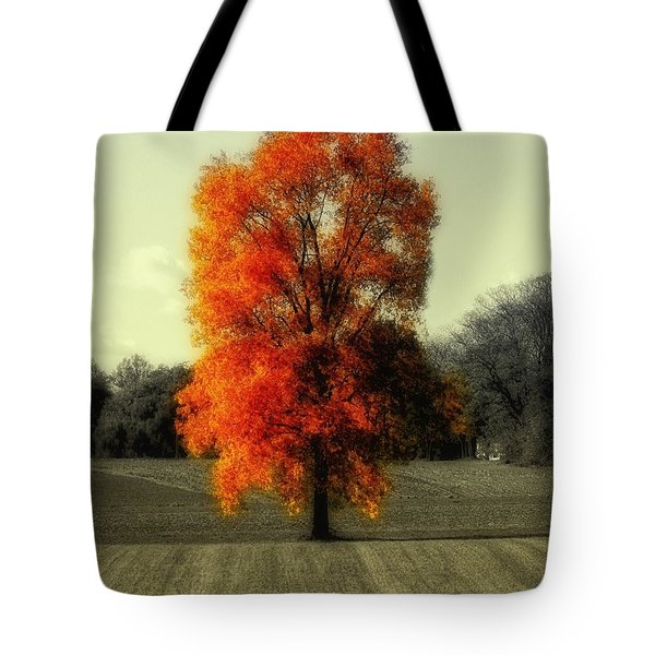 Autumn's Living Tree Tote Bag