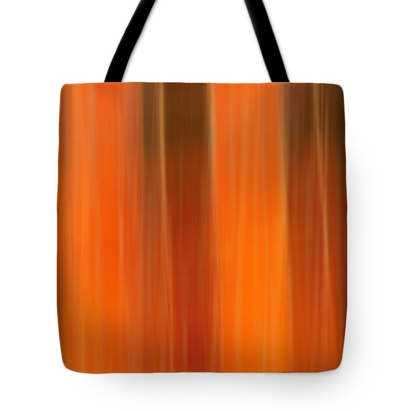 Autunno Amore Tote Bag