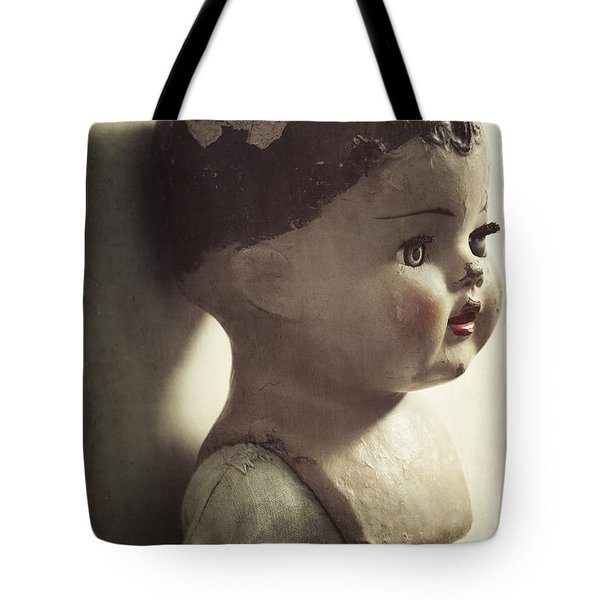 Tote Bag featuring the photograph Ava by Amy Weiss