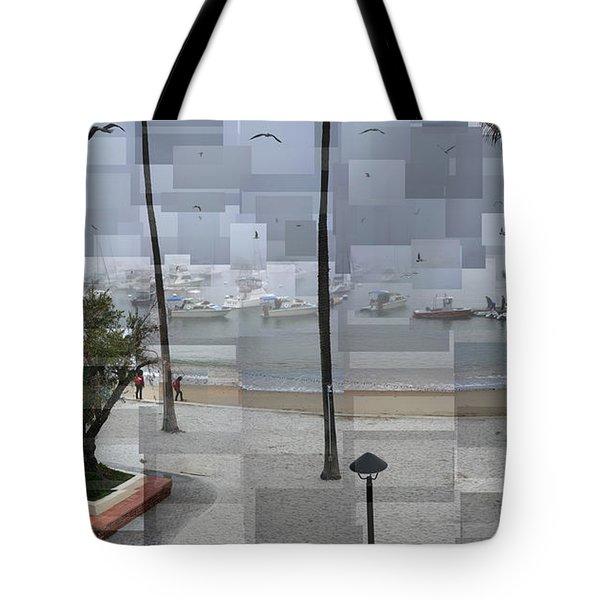 Avalon Fog Tote Bag