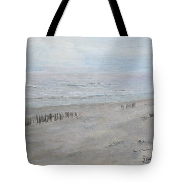 Avalon Mist Tote Bag