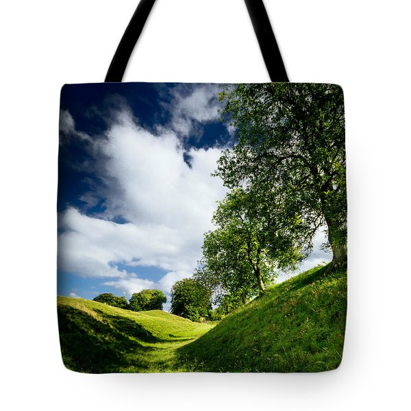 Avebury Hillside Tote Bag