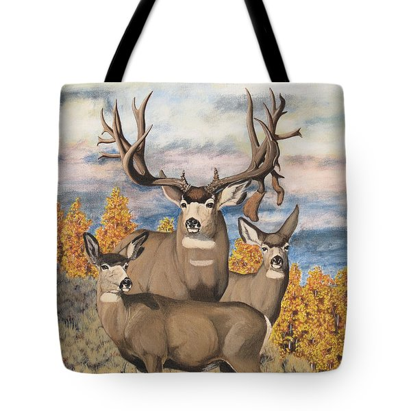 Avery Buck Tote Bag