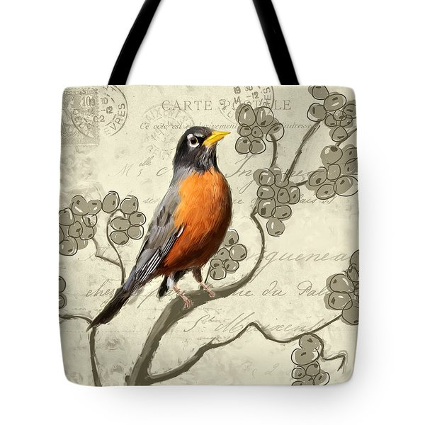 Awaiting Journey Tote Bag