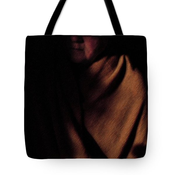 Awake Tote Bag by Sandi Mikuse