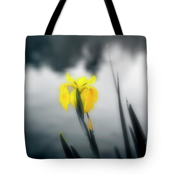 Awakening Tote Bag by Scott Pellegrin