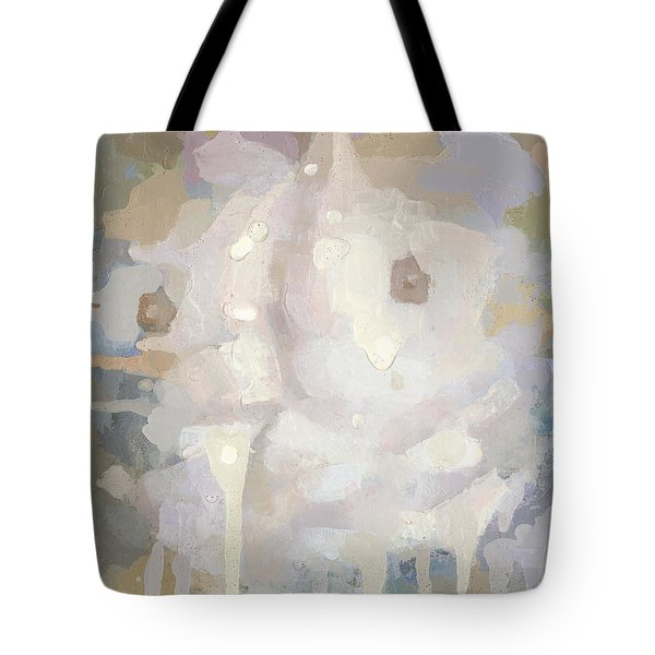 Awakening Tote Bag by Steve Mitchell