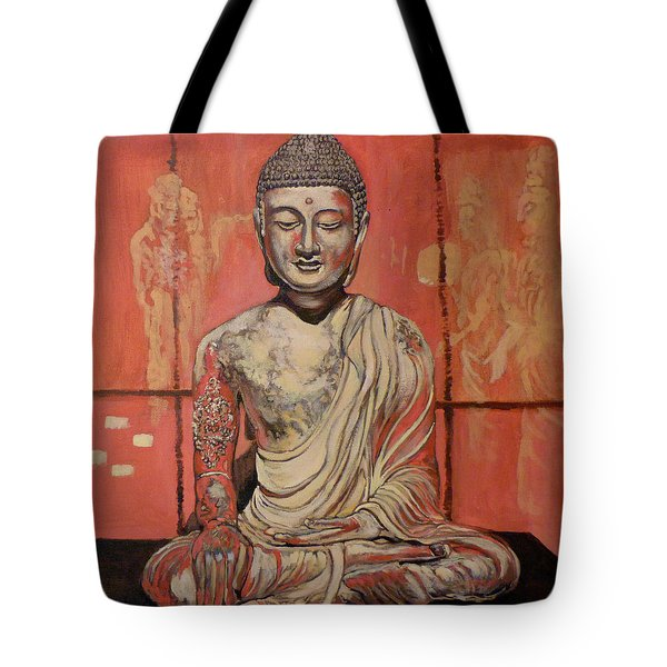Awakening Tote Bag by Tom Roderick
