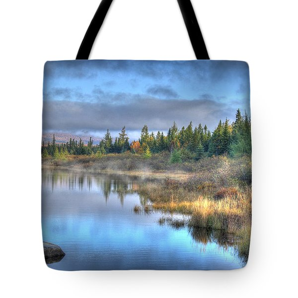 Awakening Your Senses Tote Bag