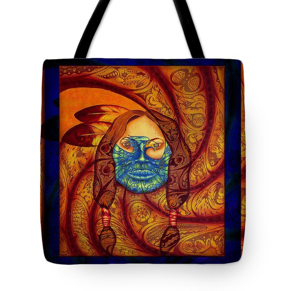 Awakenings II Tote Bag