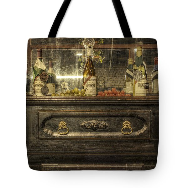 Award Winning Wine Tote Bag by Jason Politte