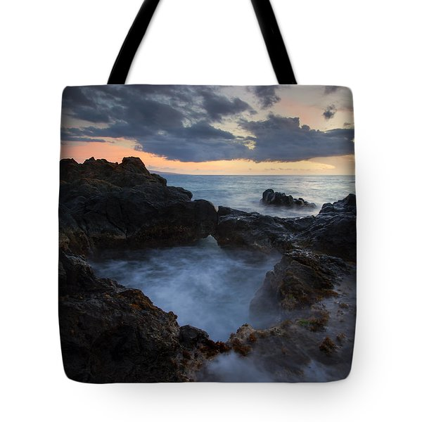 Awash Tote Bag by Mike  Dawson
