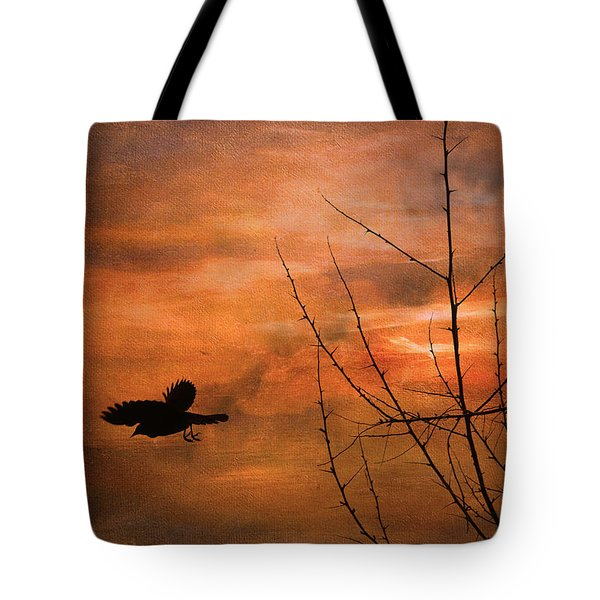Away Home Tote Bag