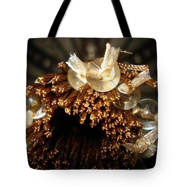 Awesome Tassel Tote Bag
