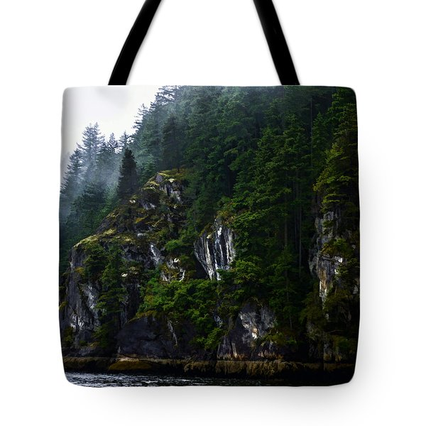 Awesomeness Of Nature Tote Bag