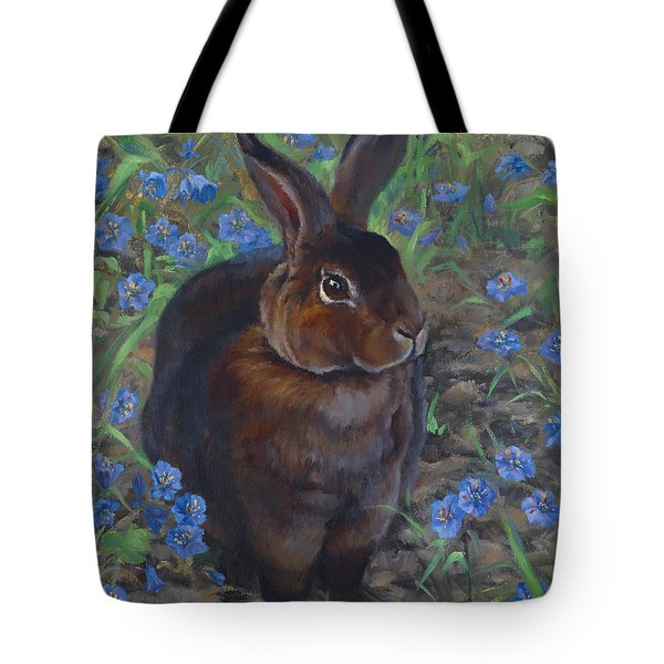 Az Blue Eyes Tote Bag
