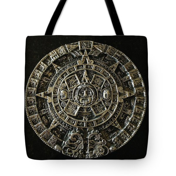 Aztec Tote Bag by Julio Lopez