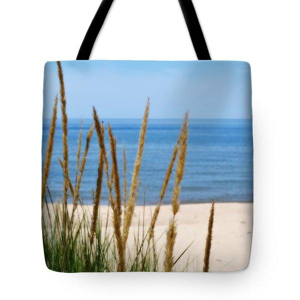 Azure Waters Tote Bag