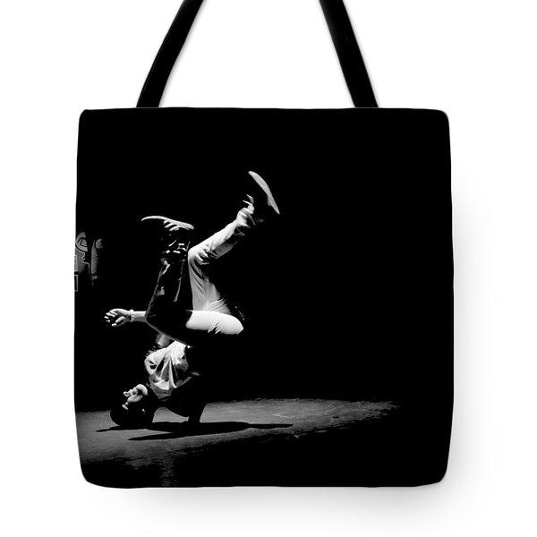 B Boy 5 Tote Bag