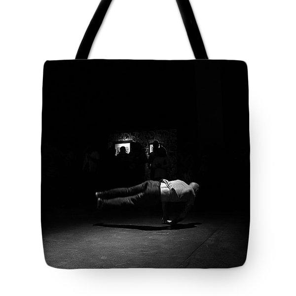 B Boy 6 Tote Bag