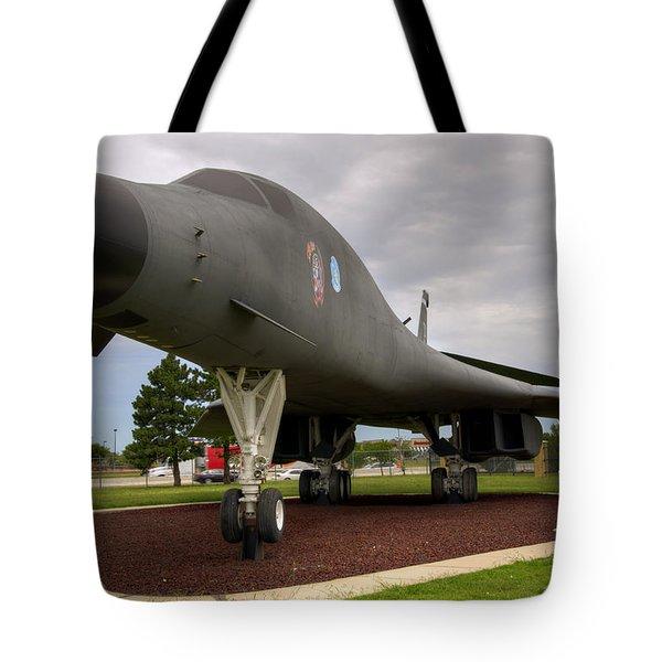 B1b Lancer Tote Bag