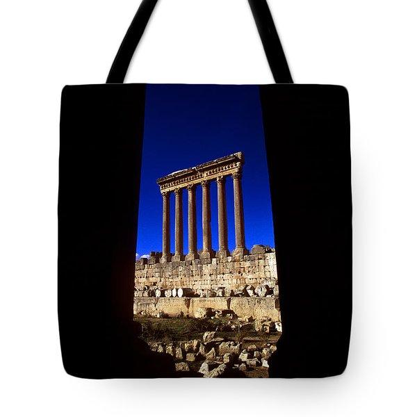 Baalbek Tote Bag