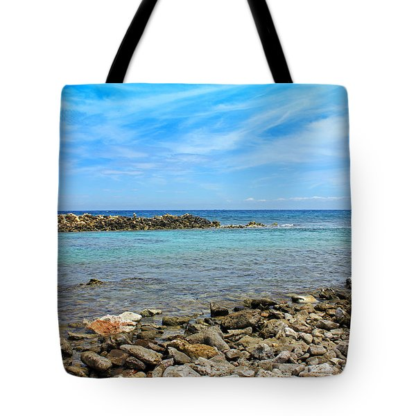 Baby Beach Tote Bag