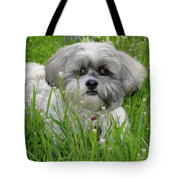 Baby Breath Tote Bag