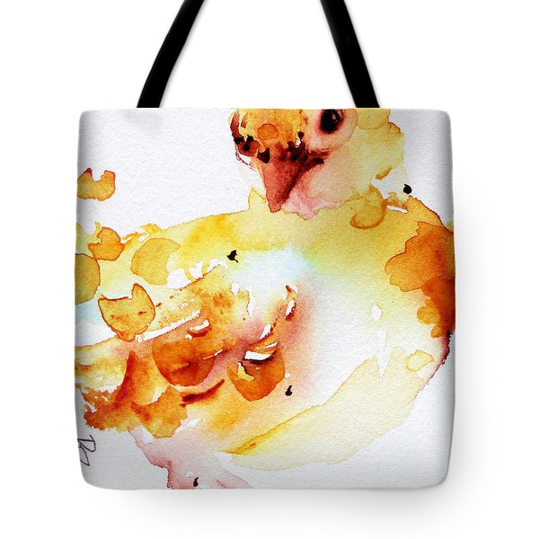 Baby Tote Bag by Dawn Derman