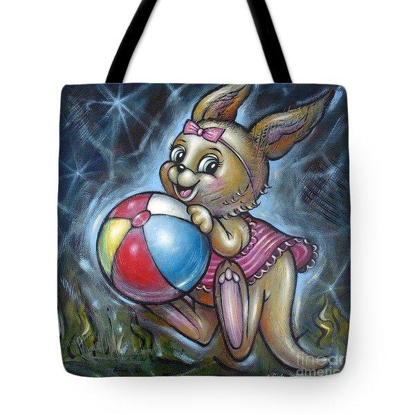 Baby Kangaroo 150911 Tote Bag