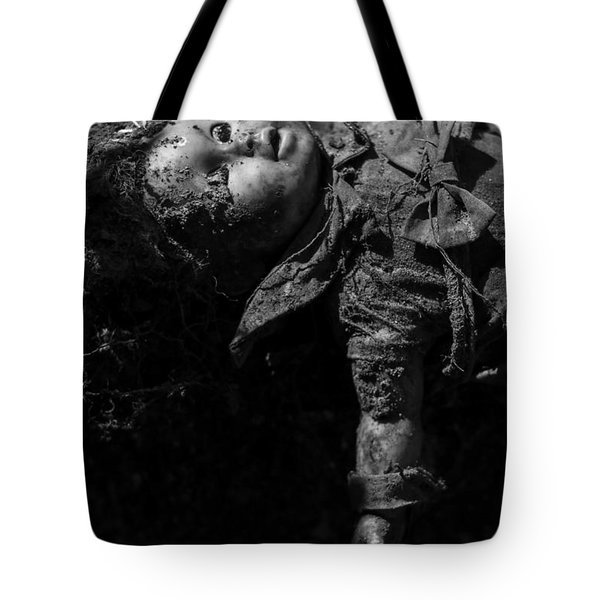 Tote Bag featuring the photograph Baby Mine by Rebecca Sherman