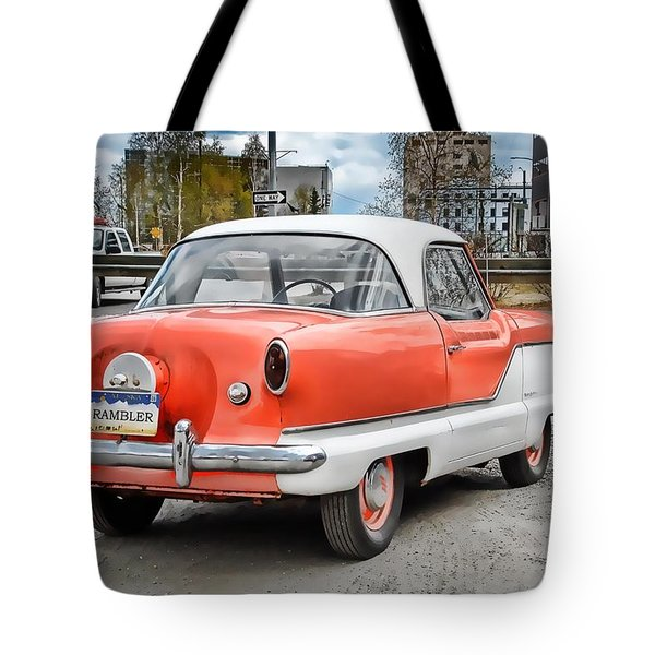 Baby Nash Tote Bag by Dyle   Warren