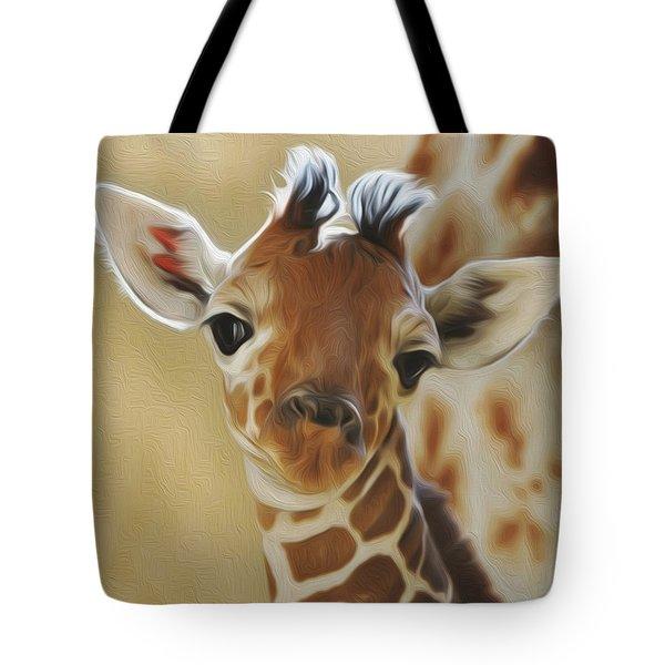Baby Zara Tote Bag