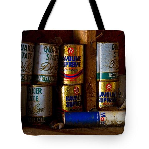 Back In Time Tote Bag