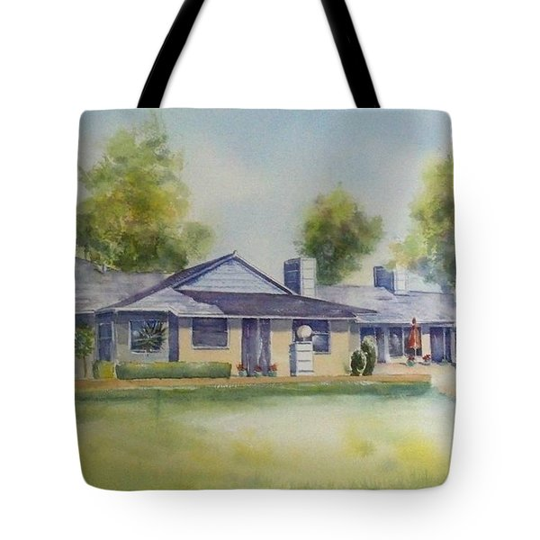 Back Of House Tote Bag